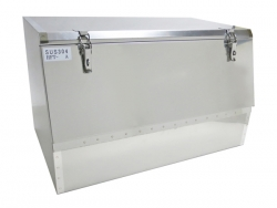 Stainless steel tool box 900 × 450 × 450mm HFT-900...